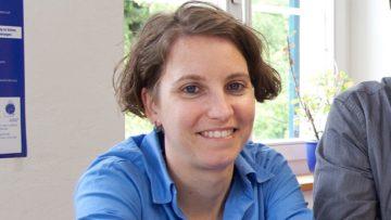 Susanne Muth, Leiterin der Fachstelle Jugend und junge Erwachsene der katholischen Kirche im Aargau. | © Roger Wehrli