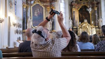 Verschiedene Teilnehmende inspirierten die Kurzreferate in den Kapellen zu persönlichen Fotos. | © Roger Wehrli