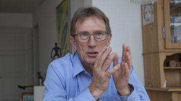 «Bewegt euch - macht eine Geschichte um ein solches Jubiläum», empfiehlt Rolf Hüsser anderen Kirchgemeinden.