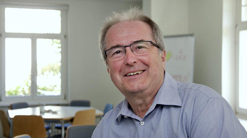 Joachim Köhn leitet die Fachstelle Katechese-Medien seit dem 1. April 2018. | © Roger Wehrli