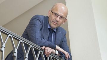 Daniel Kosch, Generalsekretär der Römisch-Katholischen Zentralkonferenz RKZ, dem Zusammenschluss der staatskirchenrechtlichen Körperschaften in der Schweiz. | © Roger Wehrli