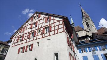 Mitten in der Altstadt