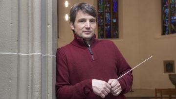 Leiter der Mendelssohntage Aarau: Dieter Wagner, Leiter der Kirchemusikschule Aargau (KMSA). | © Roger Wehrli