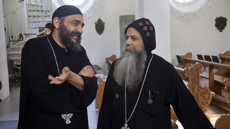 Für koptische Christen begann am Donnerstag, 12. September 2019, das Jahr 1736. | © Roger Wehrli
