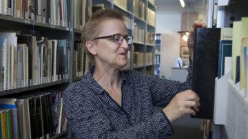 Edith Hunziker: «Wenn man das Forscher-Gen hat, macht diese Arbeit Freude.» | © Roger Wehrli