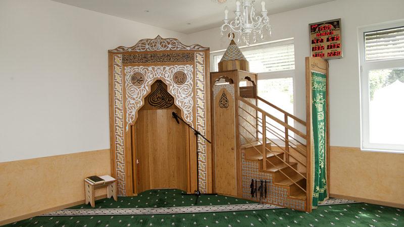 Noch bis am Dienstag 12.11.2019 kann in die geplanten Moschee-Baupläne in Reinach (Symbolbild) eingesehen werden. | zvg