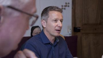 Martin Abt ist Mitglied der Bernardakommission, die sich seit 2014 um die «Vermarktung» der Heiligen kümmert. | © Roger Wehrli
