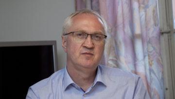 Gerhard Imbach ist Mitglied der Bernarda-Kommission und als historisch bewanderter Auwer ein interessanter Gesprächspartner. | © Roger Wehrli