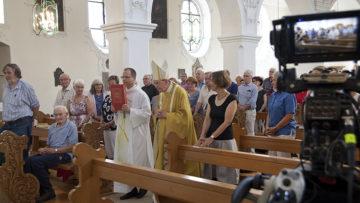 Der Festgottesdienst am Gedenktag der heiligen Verena war dieses Jahr beinahe sekundengenau durchgetaktet. | © Roger Wehrli
