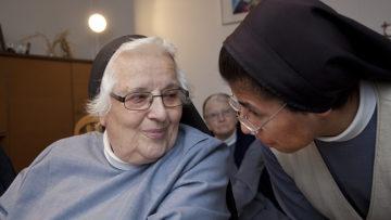 Weltweit gibt es ungefähr 600 Franziskaner Missionsschwestern von Maria Hilf. In Auw sind gleich drei zuhause. | © Roger Wehrli