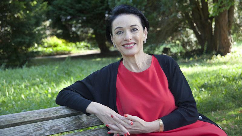 Neue CVP-Nationalrätin aus dem Aargau: Partei-Präsidentin Marianne Binder-Keller. | © Roger Wehrli