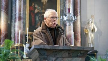 Marc Staubli, Präsident der Kirchenpflegeversammlung. | © Roger Wehrli