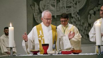 Christoph Sterkman von der Bistumsregionalleitung St. Urs. | © Roger Wehrli