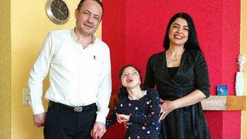 Lesen Sie im Horizonte, Ausgabe 11/12, wie Familie Kurtulan ihr Leben komplett umstellen musste, als Meryem zur Welt kam.