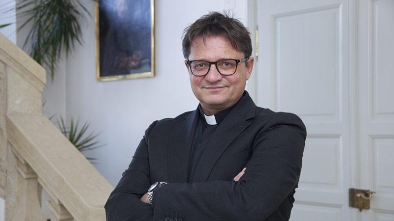 Aus der Schweiz wird der Bischof von Basel, Felix Gmür, als Präsident der Schweizer Bischofskonferenz in Rom anwesend sein. | © Roger Wehrli
