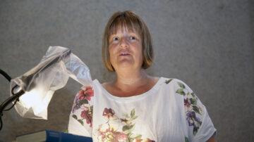 Die Sozialarbeiterin Iris Bäriswyl ist Umweltbeauftragte im Pastoralraum Region Brugg-Windisch. | © Roger Wehrli