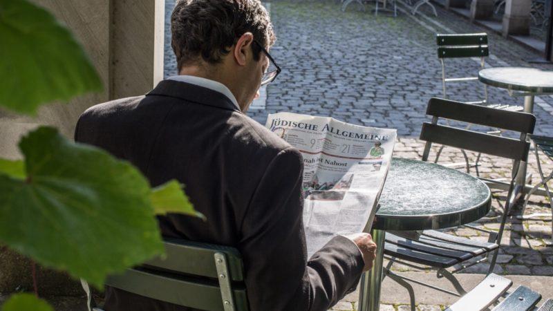 Die Jüdische Gemeinschaft forderte im vergangenen November ein nationales Sicherheitskonzept. Jonathan Kreutner ist Generalsekretär des Schweizerischen Israelitischen Gemeindebundes. | © Pia Neuenschwander
