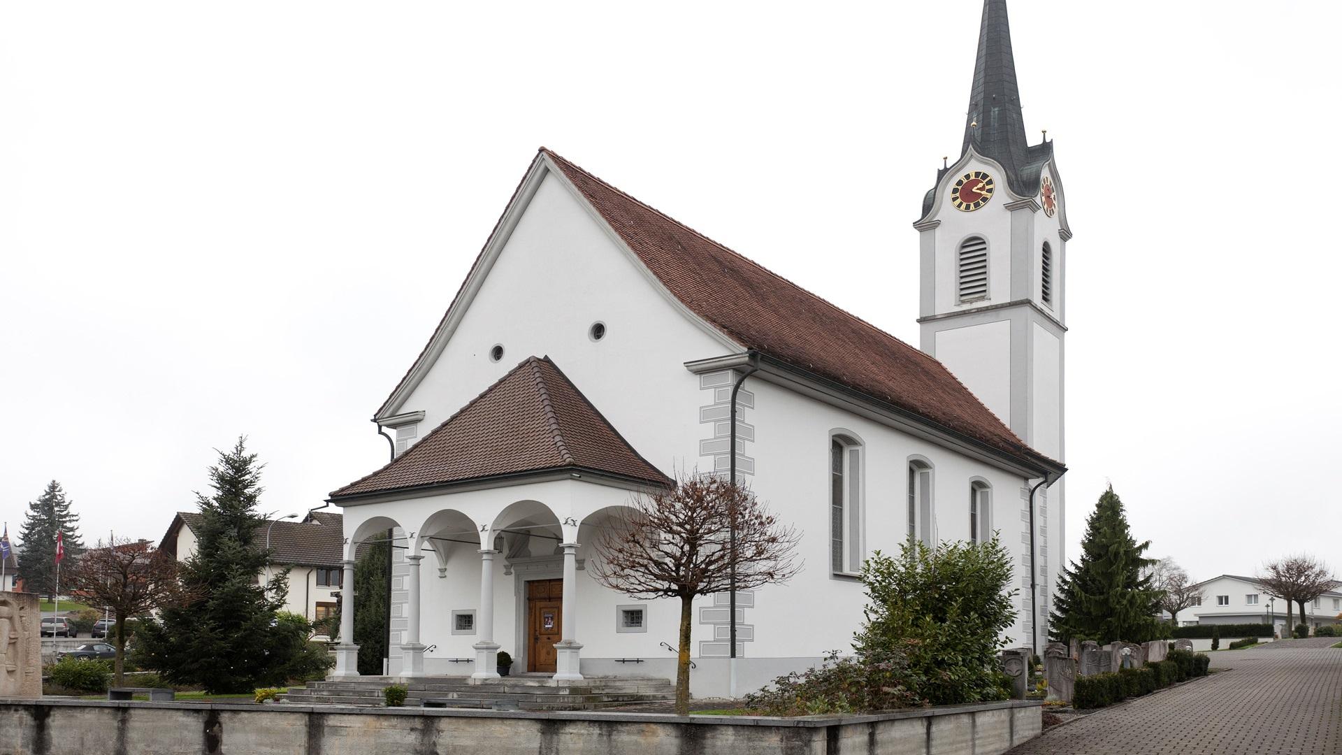 Abtwil, St. German | © Roger Wehrli