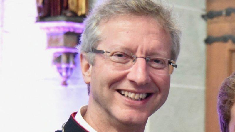 Von der Schweizer Bischofskonferenz war Alain de Raemy als Vertreter an der Bischofssynode in Rom. | © kath.ch