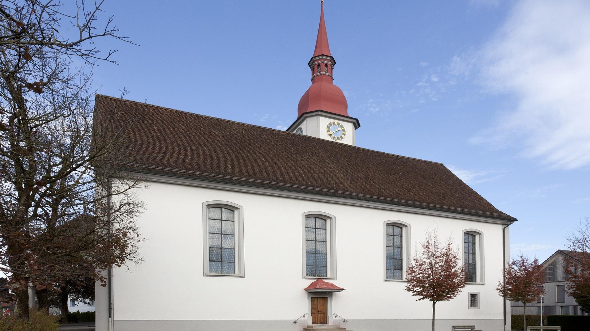 Auw, St. Nikolaus | © Roger Wehrli