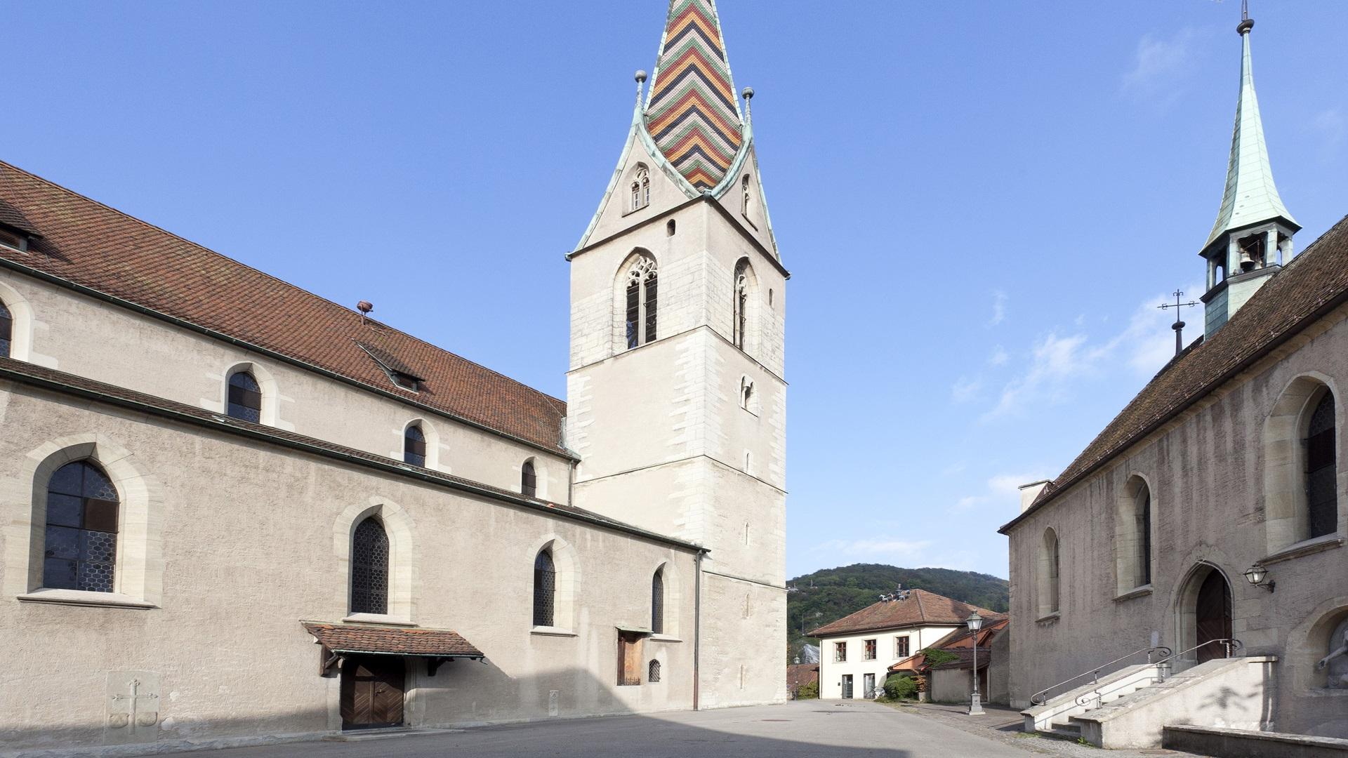 Baden, Maria Himmelfahrt | © Roger Wehrli