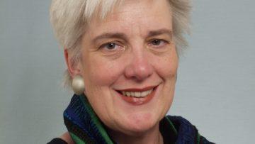 Barbara Kückelmann, Pastoralverantwortliche des Bistums, ist eine der Ansprechpersonen des Arbeitskreises Regenbogenpastoral. | © zvg