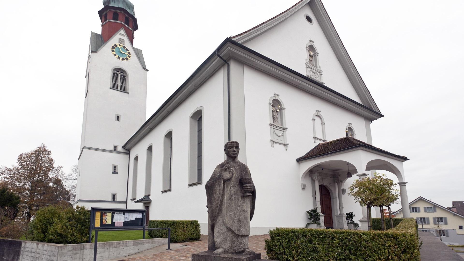 Beinwil, St. Burkard | © Roger Wehrli