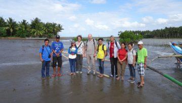 Regelmässig besucht der Fastenopfer-Direktor Länder, in denen Fastenopfer mit Entwicklungsprojekten aktiv ist. | © Fastenopfer