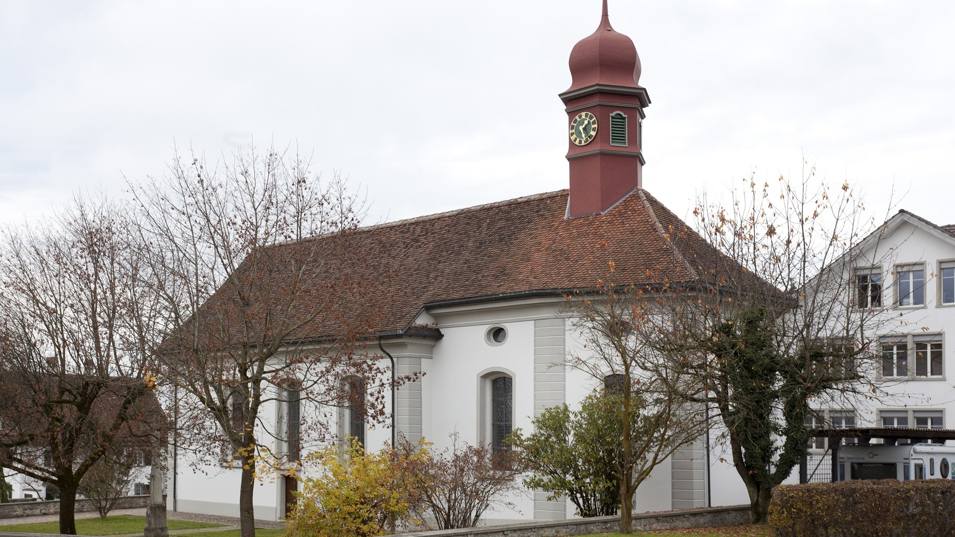 Bettwil, St. Josef | © Roger Wehrli