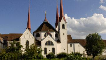 Die Kulturinstitution «murikultur»präsentiert ein besonderes Musikerlebnis in der Klosterkirche. | © Roger Wehrli