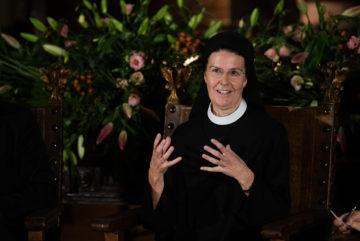 Priorin Irene Gassmann vom Kloster Fahr ist Mitinitiantin des «Gebets am Donnerstag». | zvg