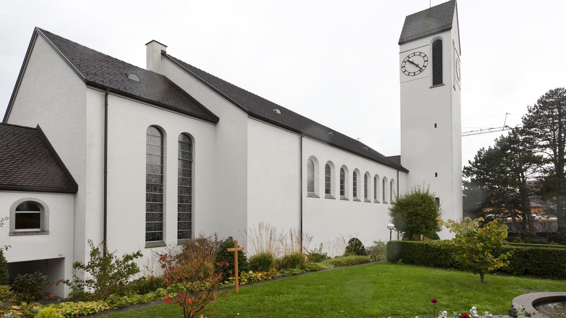 Birmenstorf, St. Leodegar | © Roger Wehrli