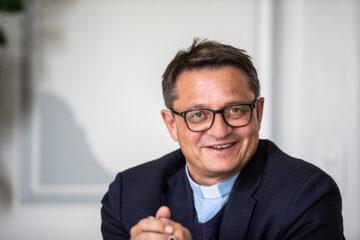 Der Luzerner Felix Gmür ist Bischof von Basel und aktueller Präsident der Schweizer Bischofskonferenz.   © Pia Neuenschwander