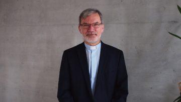 Der in Deutschland gebürtige Clemens Pickel ist Vorsitzender der russischen Bischofskonferenz. Zudem ist er der Bischof von Saratow, beziehungsweise von Südrussland. | © Andreas C. Müller