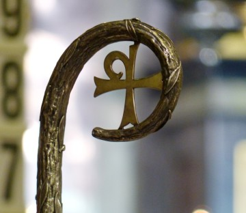 Die Zusammenarbeit mit der Bischofskonferenz birgt manch heikles Thema.   © Anne Burgmer