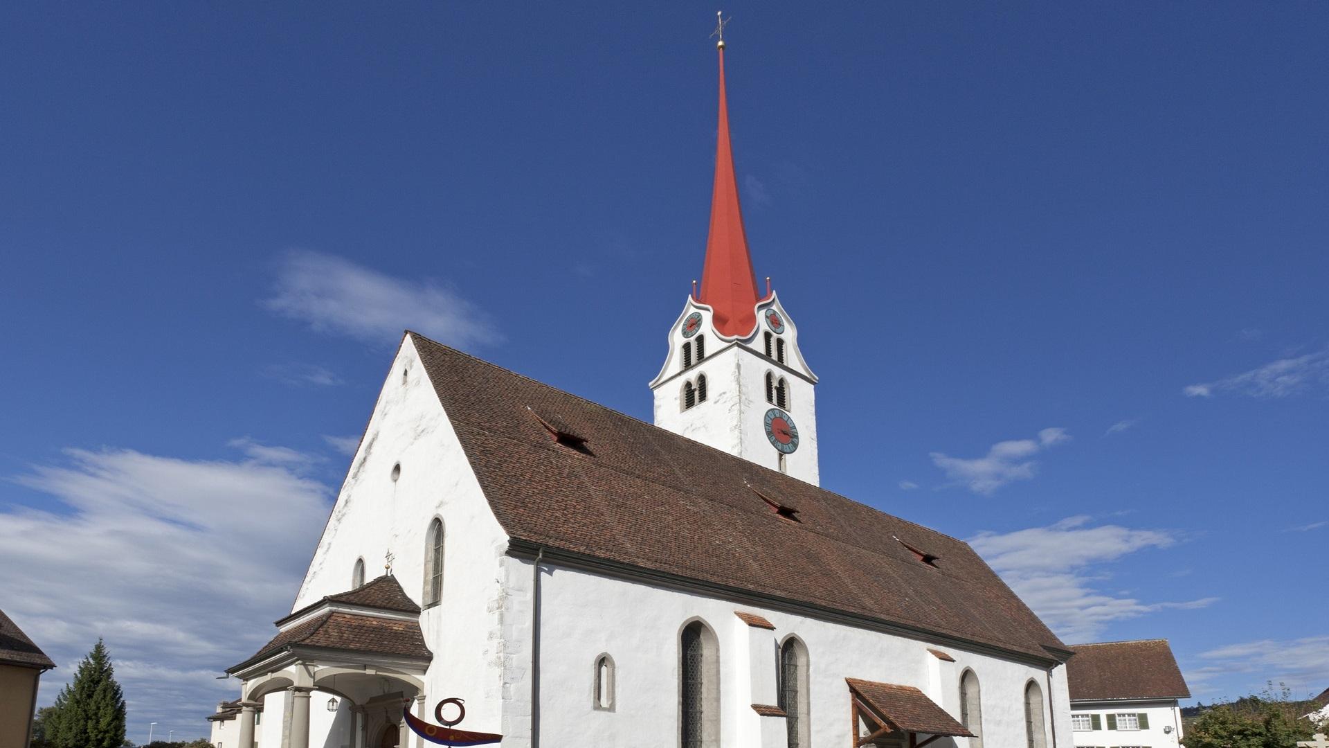 Bremgarten, St. Nikolaus | © Roger Wehrli