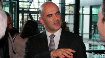 Religionsvertreter suchten das direkte Gespräch mit Gesundheitsminister  Alain Berset | © kna.ch