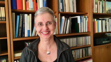 Dorothee Becker ist Theologin und Seelsorgerin in der Pfarrei Heiliggeist in Basel. Sie freut sich darüber, dass Bischof Felix ihr Anliegen ernst genommen hat und aktiv geworden ist. | © zvg
