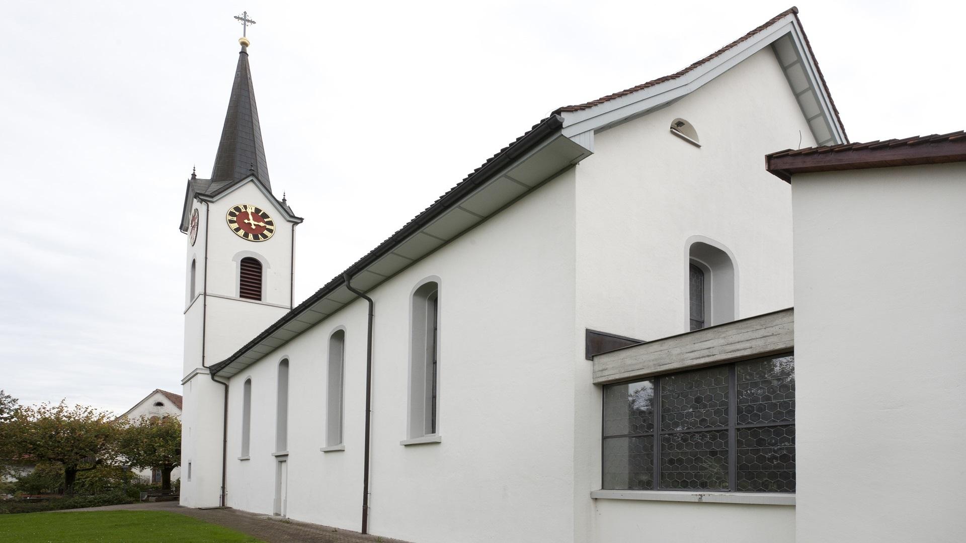 Ehrendingen, St. Blasius | © Roger Wehrli