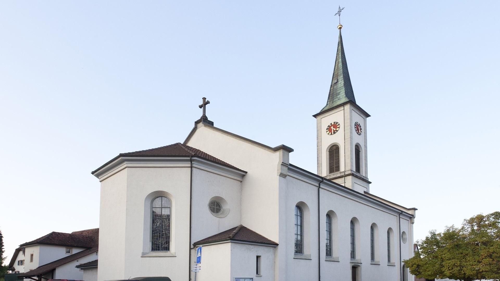 Eiken, St. Vinzenz | © Roger Wehrli