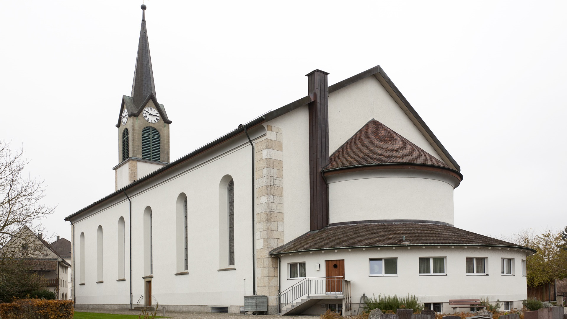Erlinsbach, St. Nikolaus | © Roger Wehrli