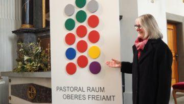 Gabriele Tietze-Roos begleitet als Bistumsregionalverantwortliche St. Urs  den Pastoralraumprozess Oberes Freiamt. | © Anne Burgmer