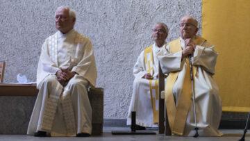 Priesterjubiläum Eugen Vogel
