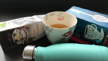 Vollfasten bedeutet, nur von Tee und Wasser zu leben. Der Arzt rät, dies nicht länger als sieben Tage zu machen. | © Marie-Christine Andres