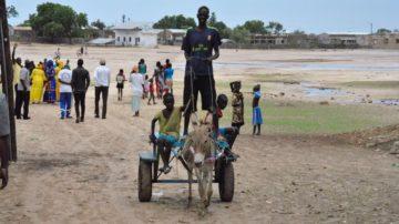 Mitten im Delta der Flussläufe Sine und Saloum, einem der grössten Naturschutzgebiete Senegals, liegt Thialane. Etwa 800 Menschen leben noch hier, mehr als 2 000 sind wegen mangelnder Perspektiven weggezogen. | © Ousmane Kobar/ Fastenopfer