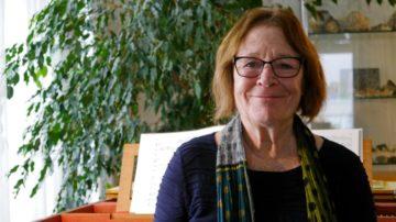 Sally Welter hat einen bewegten Lebensweg hinter sich. Für sie ist die Firmung Ausdruck dafür, dass sie endlich ihre Heimat im Glauben gefunden hat. | © Anne Burgmer