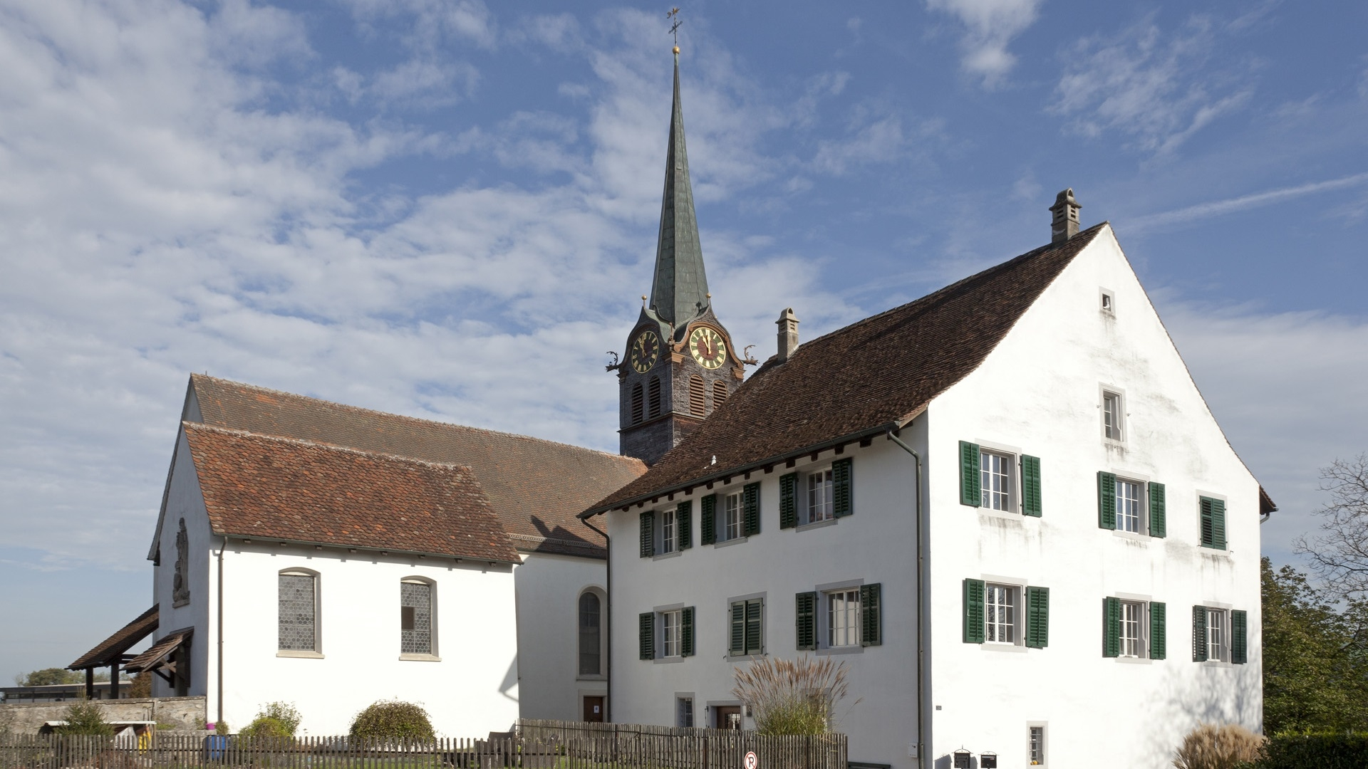 Fischbach-Göslikon, Maria Himmelfahrt | © RogerWehrli