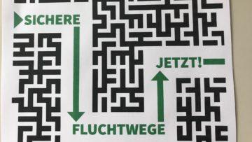 Bereits heute gibt es mehrere Möglichkeiten, legal und sicher zu flüchten. Die Schweizerische Flüchtlingshilfe setzt sich dafür ein, dass diese Möglichkeiten besser genutzt werden können. | © Marie-Christine Andres
