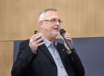 Bezüglich Mitgliederentwicklung im 2017 erwartet Frank Worbs, Leiter Informationsdinst der Reformierten Kirche im Aargau eine «auffällig positive Veränderung». Die konkreten Zahlen liegen zu Anfang April vor. | © Roger Wehrli