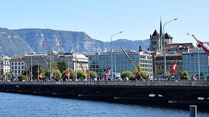 Genf mit Blick auf seine Kathedrale. | © pixabay